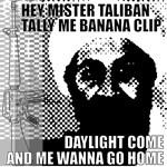 Taliban Tally