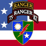 Army Rangers Flag