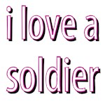 i love a soldier