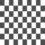 charcoal gray checkerboard