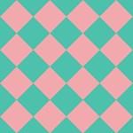 Miami Style Checkerboard