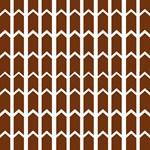 Brown Panel Fence