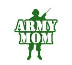 Army Mom T-Shirts. Show your proud for your soldi