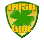 Irish Girl T-shirts. Get the Irish T-shirts for yo