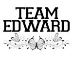 Twilight, Eclipse. TEAM EDWARD.