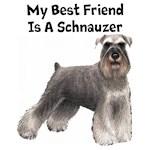 My Best Friend Is A Schnauzer