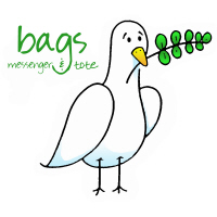 THE PEACE PLACE Bags