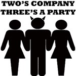 Two's Company, Three's A Party