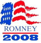 (Flag) Romney 2008