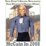 McCain P.O.W. Campaign Doll