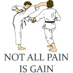 Not All Pain Is Gain