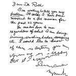 Dear Dr. Ruth