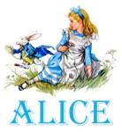 ALICE - BLUE