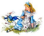ALICE & THE RABBIT