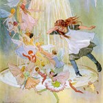 Dancing in the Fairy Fountain