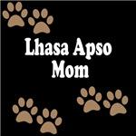 Lhasa Apso Mom