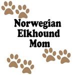 Norwegian Elkhound Mom
