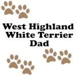 West Highland White Terrier Dad