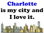 Charlotte Is My City And I Love It