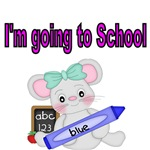 I'M GOING TO SCHOOL