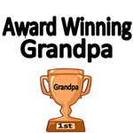 AWARD WINNING GRANDPA