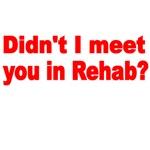 DIDN'T I MEET YOU IN REHAB?