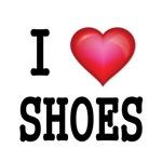 I LOVE SHOES
