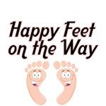 Happy Feet on the Way