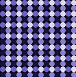 Blue Bling Dots
