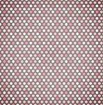 Pink and Gray Polka Dots