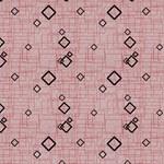 Deep Pink Diamond Shapes Pattern