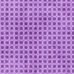 Pretty Purple Little Flowers Pattern