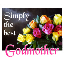 BEST GODMOTHER T-SHIRTS AND GIFTS