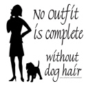 DOG HAIR T-SHIRTS AND GIFTS