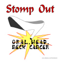 ORAL, HEAD, NECK CANCER AWARENESS TEES AND GIFTS