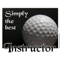 GOLF INSTRUCTOR T-SHIRTS AND GIFTS