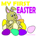 MY FIRST EASTER T-SHIRTS AND GIFTS