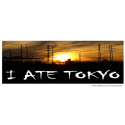 I ATE TOKYO T-SHIRTS AND GIFTS