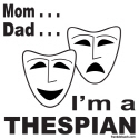 THESPIAN/ACTOR/ACTRESS T-SHIRTS AND GIFTS