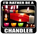 CANDLE MAKER/CANDLE MAKING T-SHIRTS AND GIFTS
