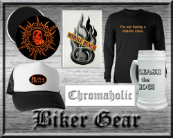 Motorcycle T-shirts & Gifts