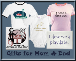 Humorous Gifts for mom & dad
