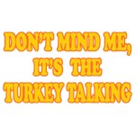 Funny Thanksgiving Aprons & T-shirts