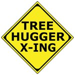 Tree Hugger Environmental T-shirts & Presents