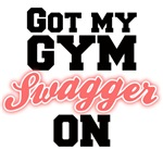 Got my Gym Swagger on