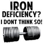 Iron Deficiency?