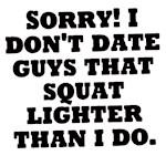 Dont date (Squat)