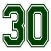 30 GREEN