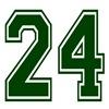 24 GREEN