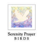Serenity Prayer Birds Section
